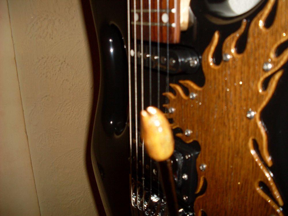 Kustom Ibenez guitar 011