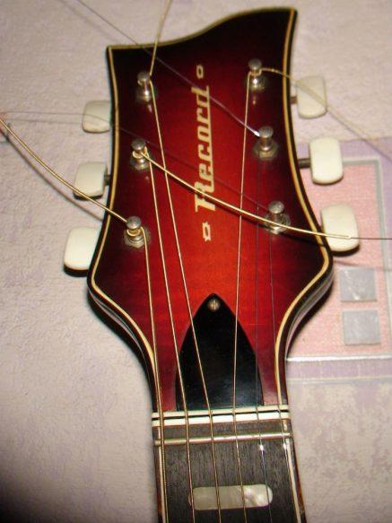 musima record vintage german guitar used guitar sales. Black Bedroom Furniture Sets. Home Design Ideas