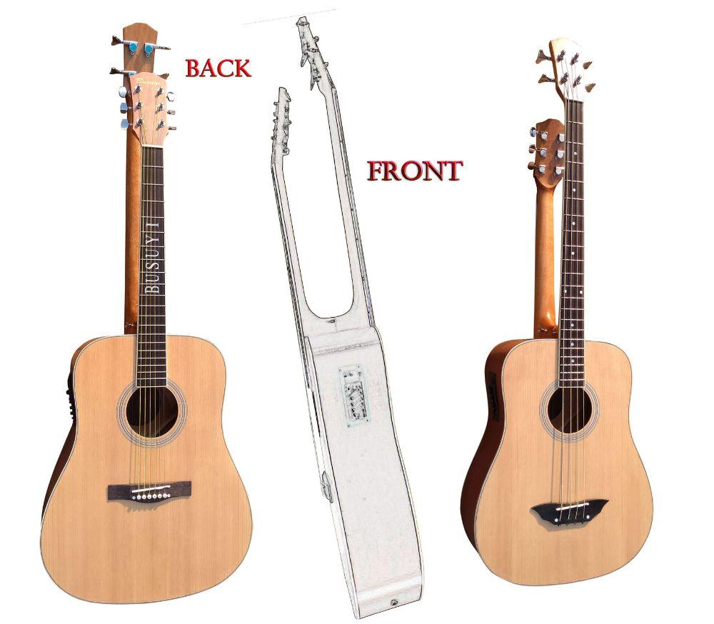 46 acoustic natural