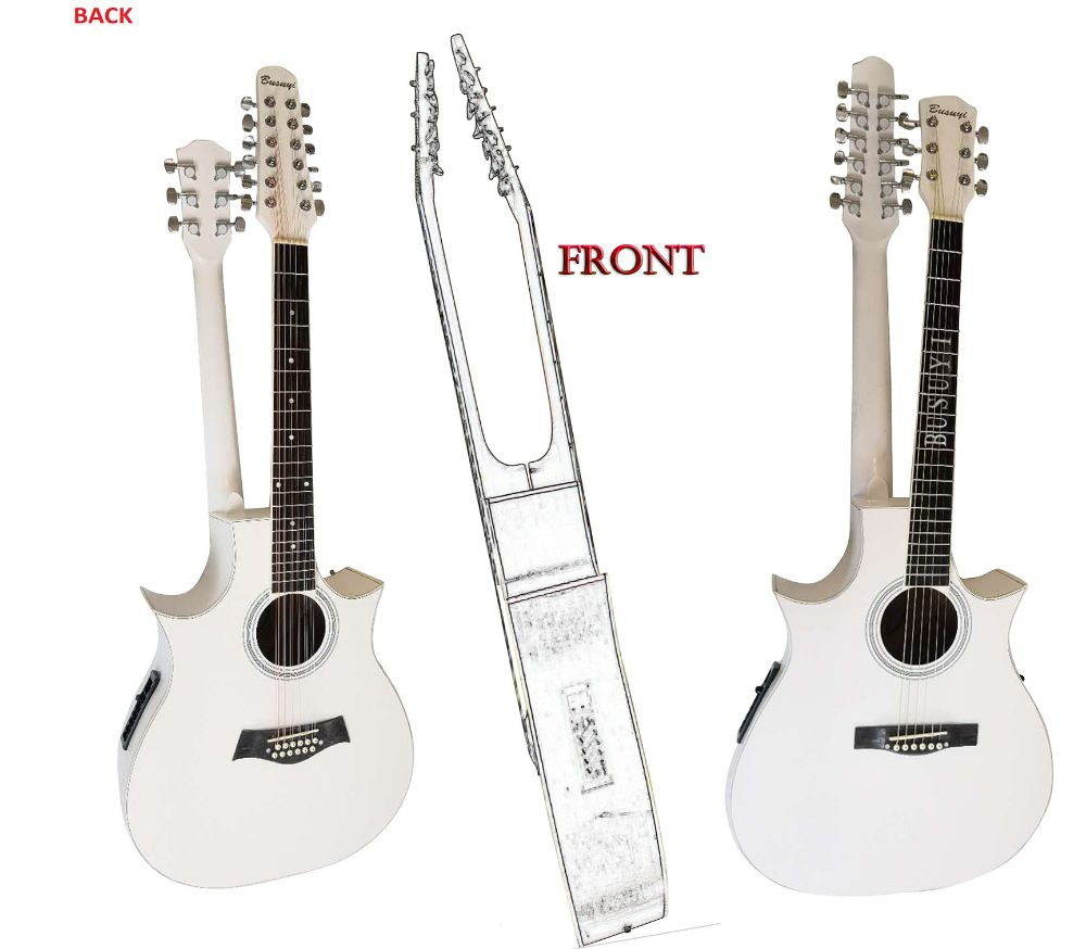 126 acoustic white
