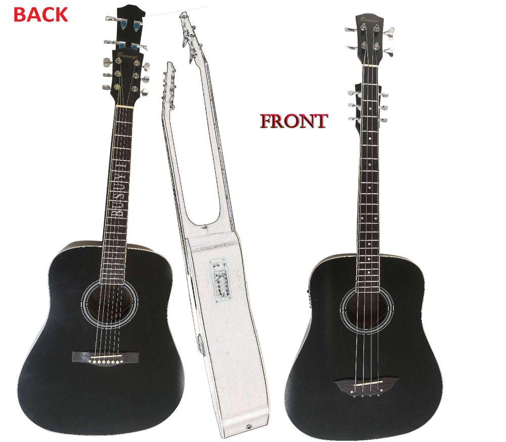 46 acoustic black