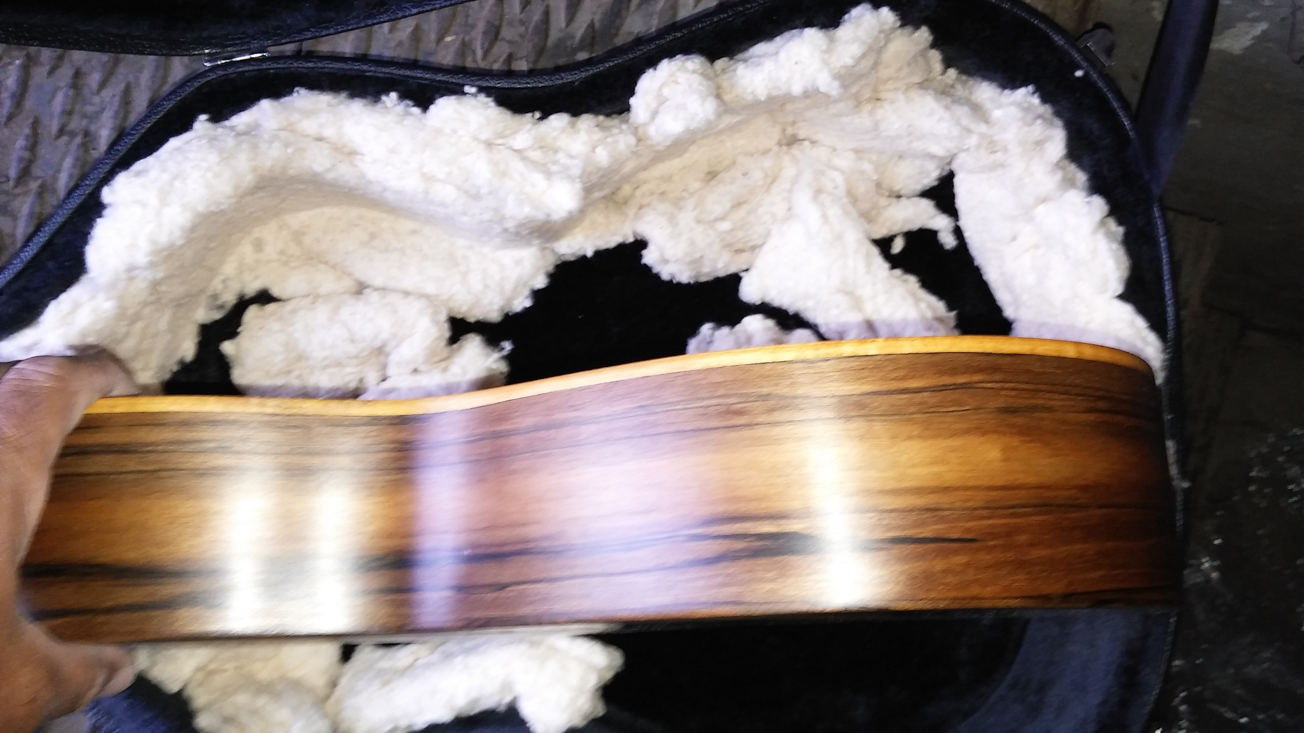 Juan Estruch Vintage Spanish Parlour Guutar Solid Wood Excellent
